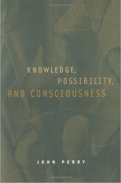 KNOWLEDGE, POSSIBILITY AND CONSCIOUSNESS